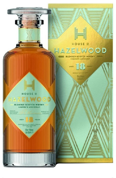 House of Hazelwood 18 Years Old 40% 500ml