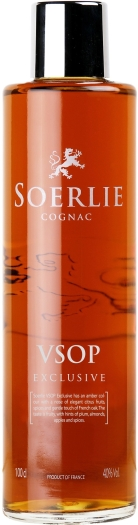 Soerlie Cognac VSOP Exclusive 1L