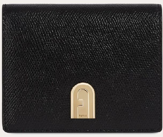 Furla 1927 Wallet, Black PDF7ACOARE000O60001007