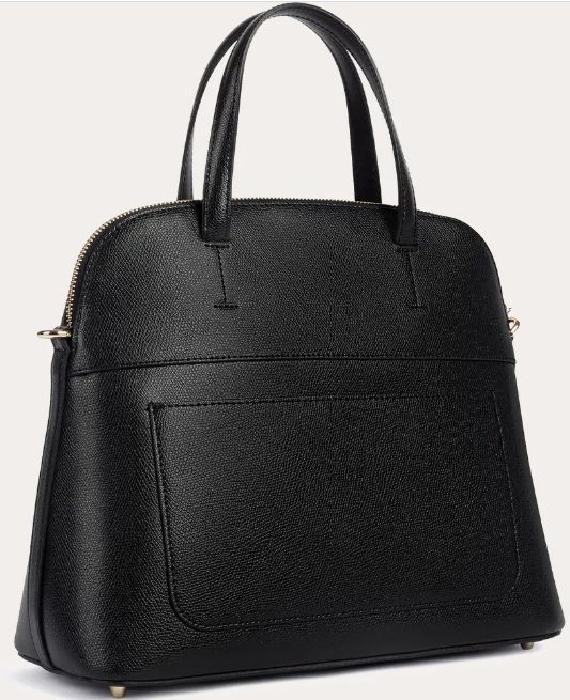 Furla Piper, Handbag, Black BAQNFPIARE000O600010