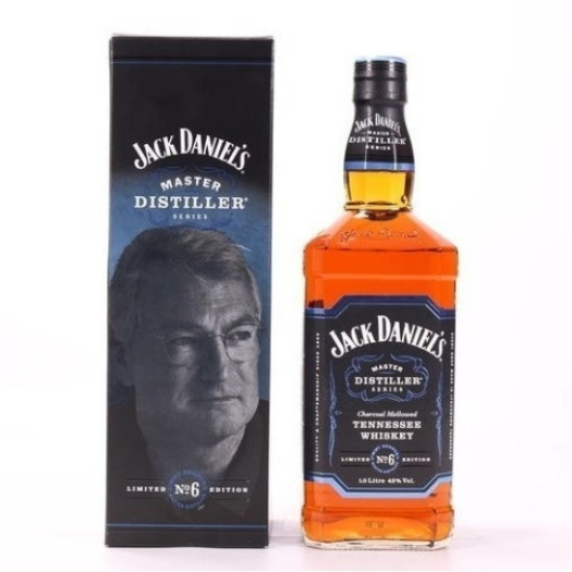 Jack Daniel's Master Distiller 1L