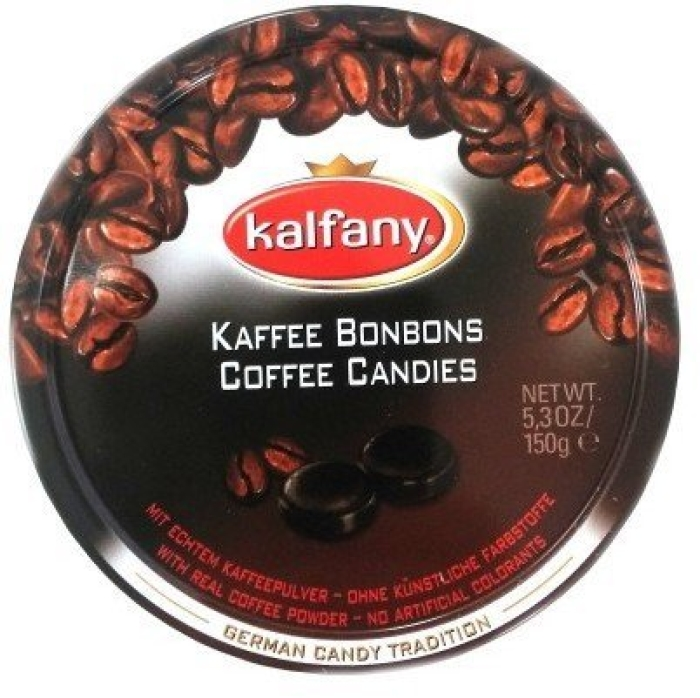 Kalfany Coffee Candies 150g