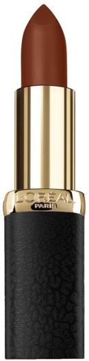 L'Oreal Paris Color Riche Creme de Creme Lipstick Matte N636 Mahogany Studs 5g