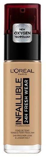 L'Oréal Paris Infaillible Foundation No.260 - Soleil Dore 30ml