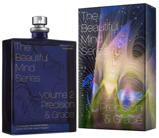 Escentric Molecules The Beautiful Mind Series Volume 2 Precision and Grace EdT 100ml