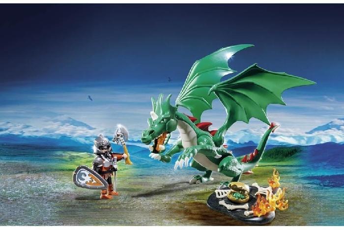 Playmobil great dragon