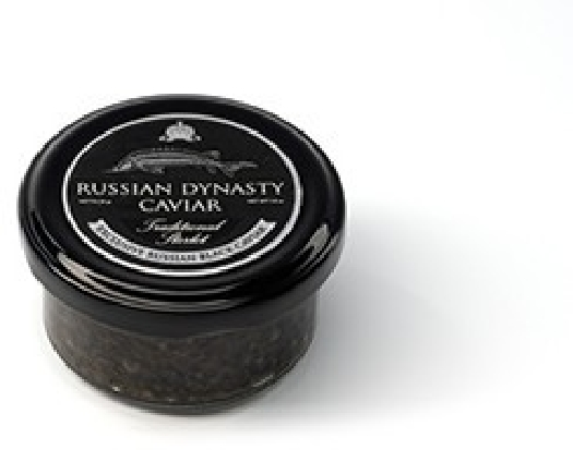 Russian Dynasty Caviar Traditional Sterlet 50g