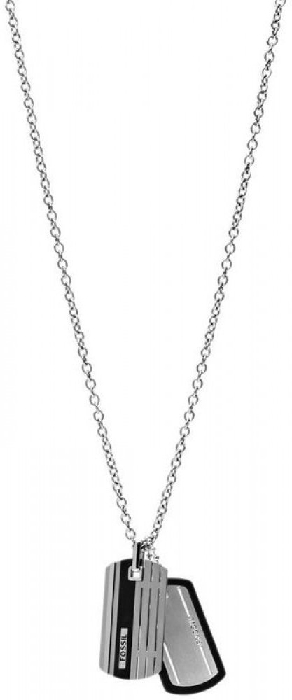 Fossil Men's Dress JF00494998 Necklace