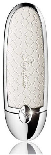 Guerlain Rouge G Lipcase Customizable Simply White
