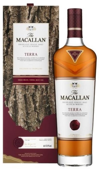Macallan Terra 0.7L