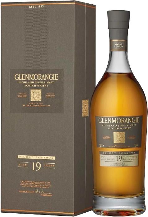 Glenmorangie 19 Years Old 43% 0.7L