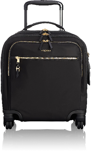 Tumi Osona Compact Carry-On Women's Suitcase, Black 0196362D
