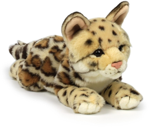 WWF Plush Collection Ocelot 22 cm