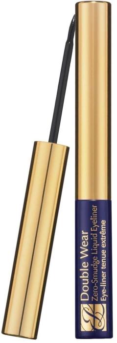 Estée Lauder Double Wear Zero-Smudge Liquid Eyeliner N01 Black 3ml