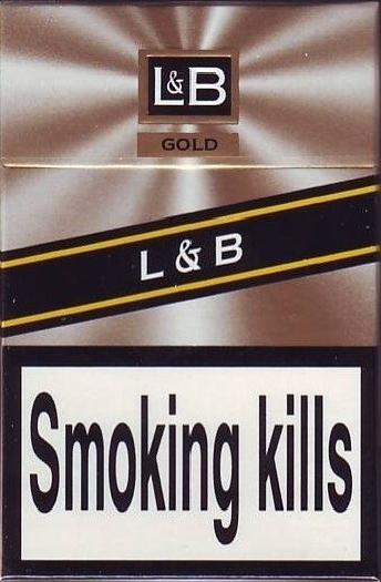Lambert&Butler Gold KSF