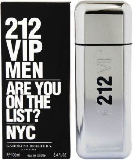 Carolina Herrera 212 VIP 100ml