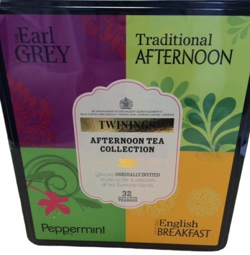 Twinings Afternoon Tea Collection 32x2g