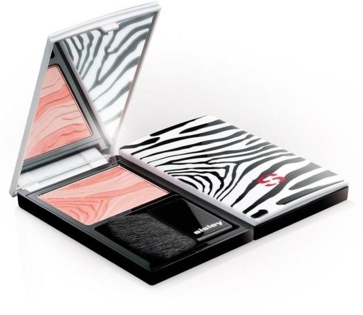 Sisley Phyto Blush Eclat Zebra Blusher N5 Pinky Coral 7g