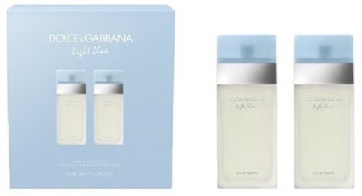 Dolce&Gabbana D&G Light Blue Duo 2x50ml