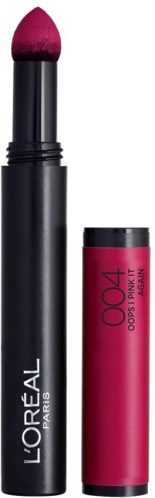 L'Oreal Paris Infaillible Le Matte Lipstick N004 Oops I Pink it again 1.06g
