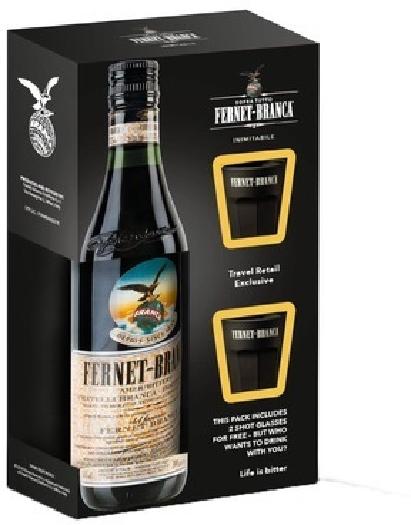 Fernet Branca 39% Glas Onpack 0.5L