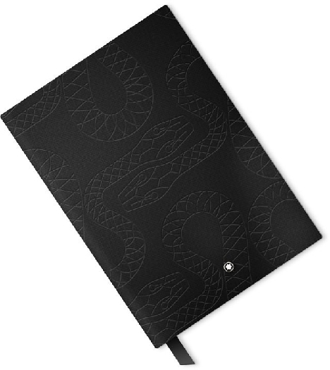 Montblanc Notebook Rouge Noir