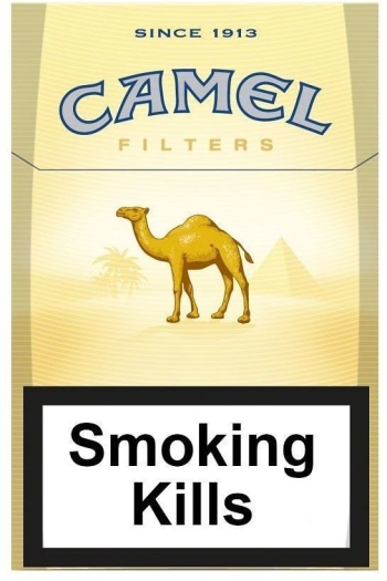 Camel Filters Pack