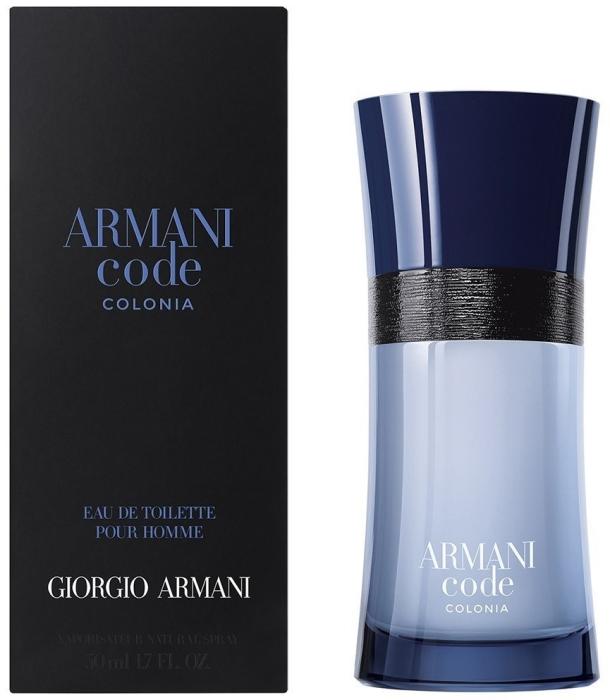 Giorgio Armani Code Colonia EdT 50ml