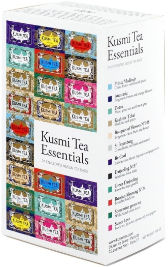 Kusmi Tea Essentials 24x2.2g