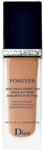 Dior Diorskin Forever Fluid Foundation N° 040 Honey Beige 30ml