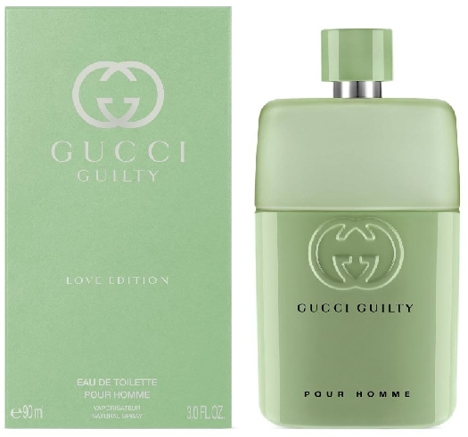 Gucci Guilty Love Edition Pour Homme 90ml