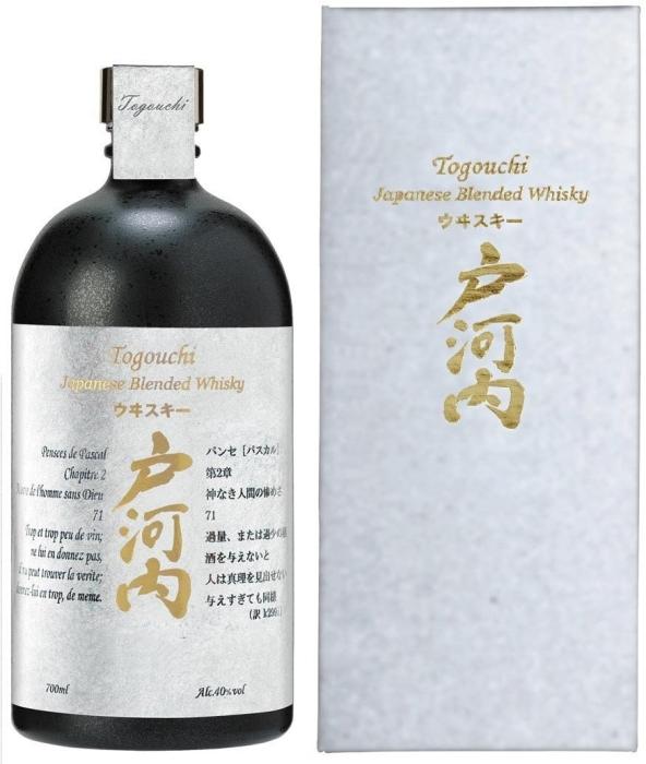 Togouchi Premium 40% 0.7L