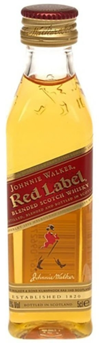 Johnnie Walker Red Label 0.05L