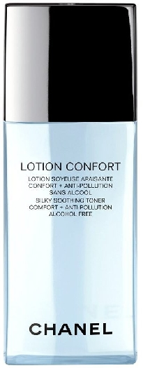 Chanel Lotion Confort Silky Soothing Toner 200ml