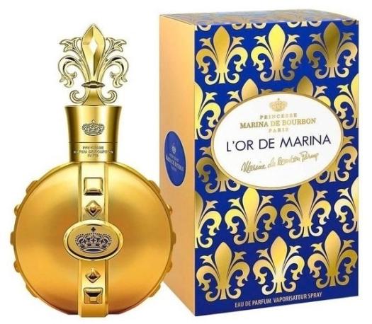 Marina de Bourbon L'Or de Marina Princesse EdP 100ml