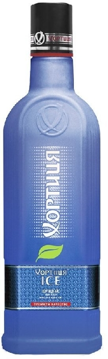 Khortytsya Ice Vodka 0.5L