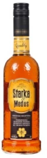 Starka&Medus 0.5l