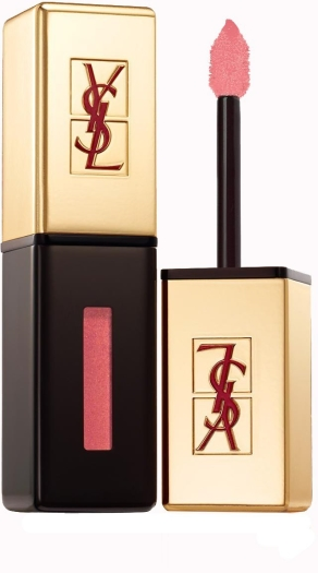 Yves Saint Laurent Rouge Pur Couture Vernis а Levres N105 Corail Hold Up 6ml