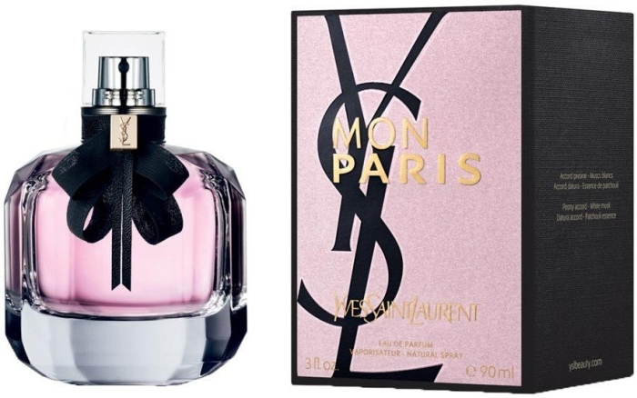 Yves Saint Laurent Mon Paris EdP 90ml