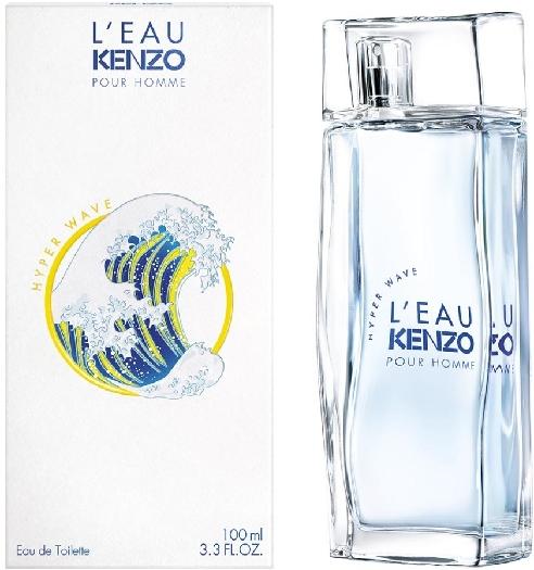 L'Eau Kenzo pour Homme Hyper Wave K015082 100ML