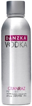 Danzka Vodka Cranraz 1L