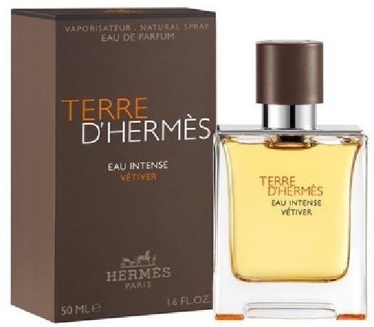 Hermes Terre d'Hermes Eau de Parfum Eau Intense Vetiver 50ML