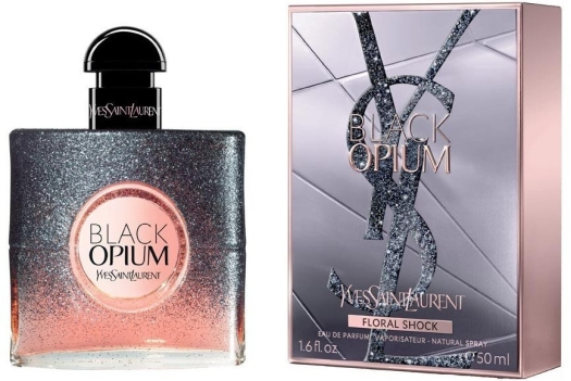 Yves Saint Laurent Black Opium Floral Shock EdP 50ml