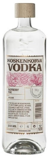 Koskenkorva Raspberry Pine 37.5%