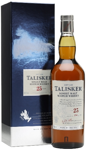 Talisker 25 Year Old 45.8% 700ml