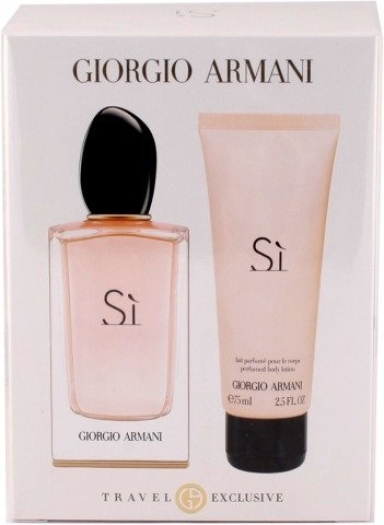 Armani SI Set EdP 100ml+75ml