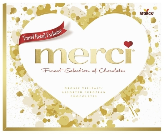 Merci Heart 250g