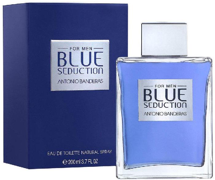Antonio Banderas Blue Seduction 200ml