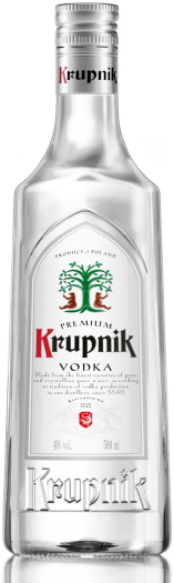 Krupnik Premium Vodka 0.5L