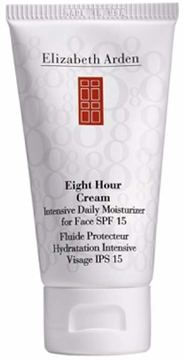 Elizabeth Arden Cream Intensive Daily Moisturizer for Face SPF 15 50ml